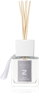 Millefiori Zona Spa & Massage Thai aroma diffuser with filling