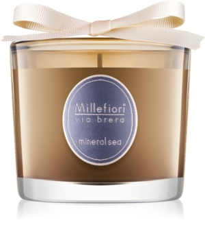 Millefiori Via Brera Mineral Sea vonná sviečka