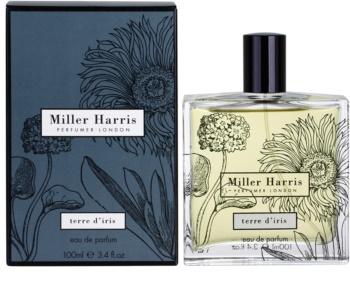 Miller Harris Terre d'Iris Eau de Parfum para mulheres 100 ml