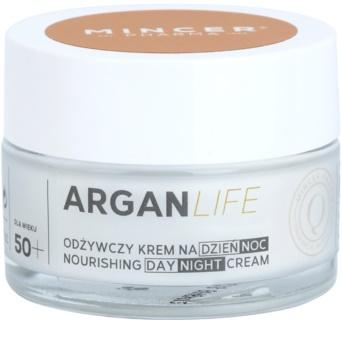 Mincer Pharma ArganLife N° 800 50+ crema nutritiva