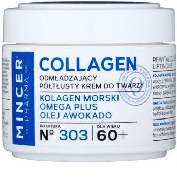 Mincer Pharma Collagen N° 300 creme rejuvenescedor 60+