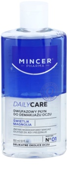 Mincer Pharma Daily Care N° 00 desmaquillante de ojos bifásico