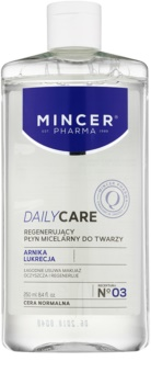 Mincer Pharma Daily Care N° 00 agua micelar limpiadora con efecto regenerador