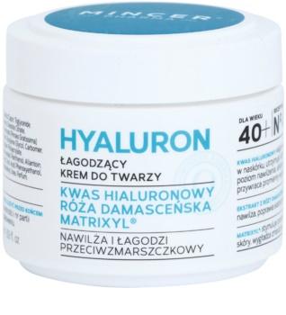 Mincer Pharma Hyaluron N° 400 creme suavizante  40+