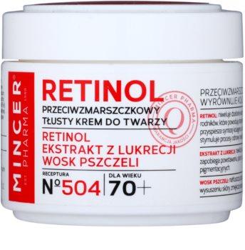 Mincer Pharma Retinol N° 500 - notino.hu