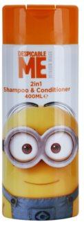 Minions Hair champú y acondicionador 2 en 1