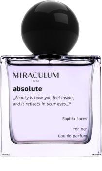 Miraculum Absolute Eau de Parfum hölgyeknek