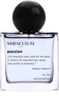 Miraculum Passio Eau de Parfum pentru femei