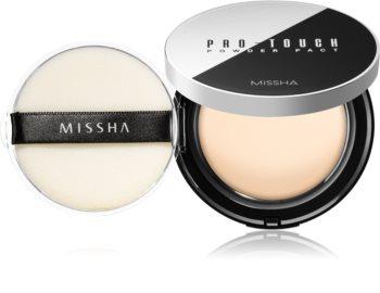 Missha Pro-Touch прозрачна пудра  SPF 25