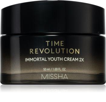 Missha Time Revolution Immortal Youth интензивен крем против признаци на стареене