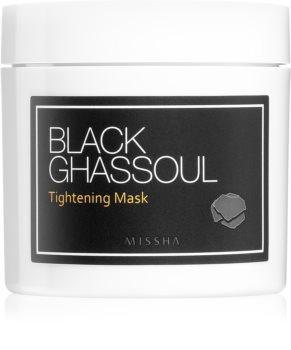 Missha Black Ghassoul изпъваща маска за стягане на порите