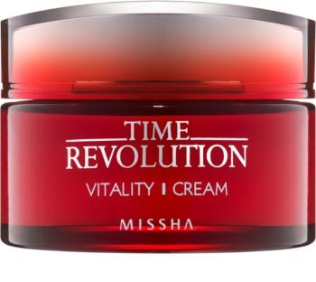 Missha Time Revolution поживний крем для обличчя
