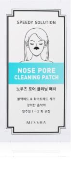 Missha Accessories adesivo facial de limpeza  para nariz