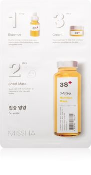 Missha 3-Step 3-Step Nourishing Mask