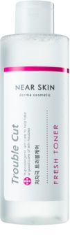 Missha Near Skin Trouble Cut tónico refrescante para pele problemática