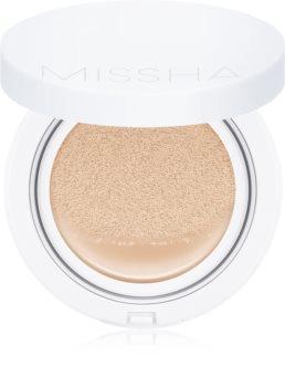 Missha Magic Cushion fond de ten hidratant, în burete SPF 50+