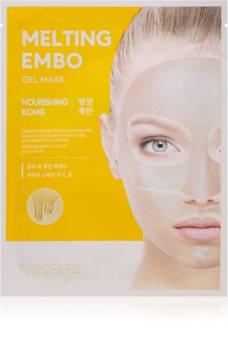 Missha Embo maschera in gel nutriente