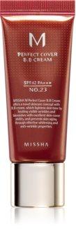 Missha M Perfect Cover BB krema s vrlo visokom UV zaštitom  malo pakiranje