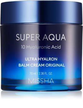 Missha Super Aqua 10 Hyaluronic Acid balsamo idratante per il viso