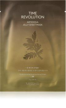 Missha Time Revolution Artemisia hydratačná gélová maska
