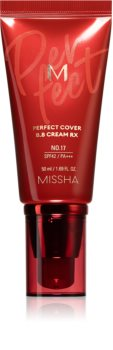 Missha M Perfect Cover RX BB krém magas UV védelemmel