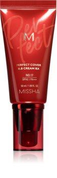 Missha M Perfect Cover RX crema BB cu o protectie UV ridicata
