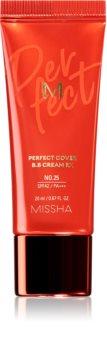 Missha M Perfect Cover RX BB crème très haute protection solaire petit format