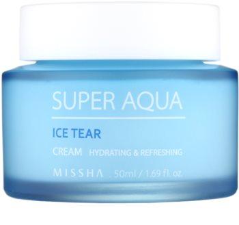 Missha Super Aqua Ice Tear хидратиращ крем за лице