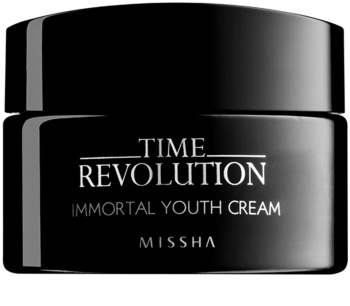 Missha Time Revolution Immortal Youth intensive Creme gegen die Zeichen des Alterns