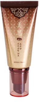 Missha MISA Cho Bo Yang crema BB  para un look perfecto