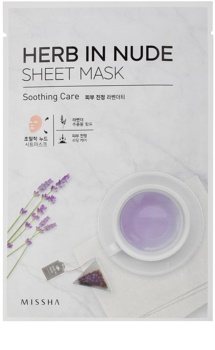 Missha Herb in Nude Soothing Sheet Mask