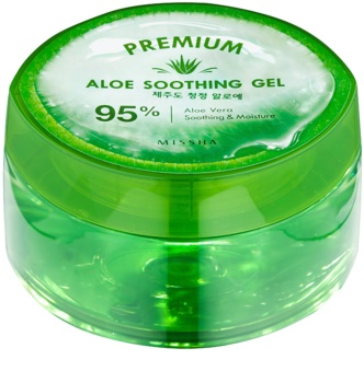 Missha Premium vlažilni in pomirjevalni gel z aloe vero