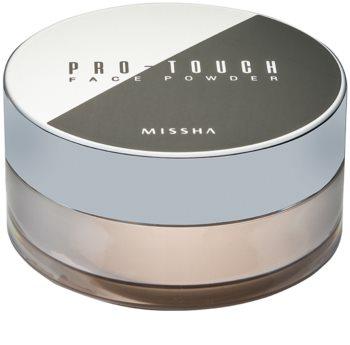 Missha Pro-Touch transparens púder SPF 15