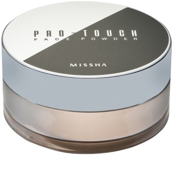 Missha Pro-Touch Transparenter Puder LSF 15