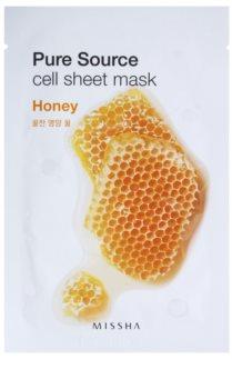Missha Pure Source Brightening and Moisturising Sheet Mask