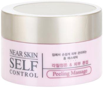 Missha Near Skin Self Control crema esfoliante viso per massaggi