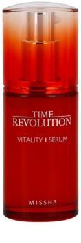 Missha Time Revolution sérum facial vitalizante against expression wrinkles