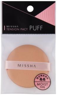 Missha Puff Tension Pact éponge à maquillage