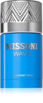 Missoni Wave déodorant stick pour homme