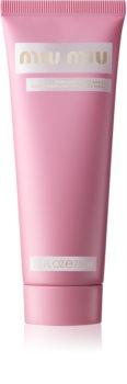 Miu Miu Fleur d'Argent crema de maini pentru femei