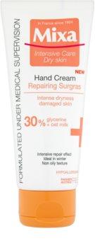 MIXA Anti-Dryness crème mains et ongles pour peaux ultra-sèches