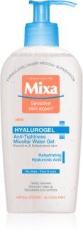 MIXA Hyalurogel мицеларен гел за чувствителна много суха кожа
