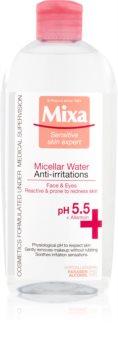 MIXA Anti-Irritation мицеларна вода против усещане за раздразнение