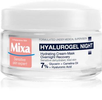 MIXA Hyalurogel nočný krém