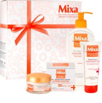 MIXA Intense Nourishment confezione regalo