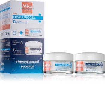 MIXA Hyalurogel ensemble (pour peaux sensibles et sèches)