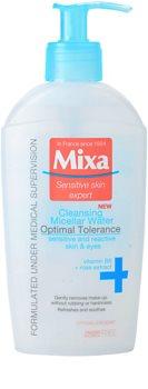 MIXA 24 HR Moisturising čistiaca micelárna voda