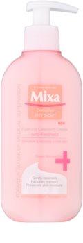 MIXA Anti-Redness creme em espuma de limpeza suave