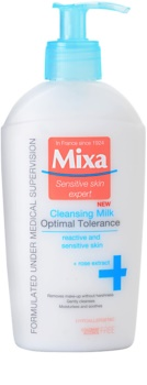 MIXA Optimal Tolerance leche desmaquillante