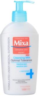 MIXA Optimal Tolerance odličovacie mlieko